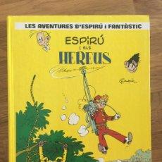 Cómics: ESPIRU I FANTASTIC Nº 2 - ESPIRU I ELS HEREUS - EDICIONES JUNIOR - TAPA DURA - BUEN ESTADO. Lote 179313957