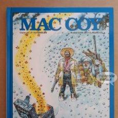 Cómics: MAC COY Nº 18 - EL BAÚL DE LOS SORTILEGIOS - GOURMELEN Y PALACIOS - GRIJALBO - JMV. Lote 179316070