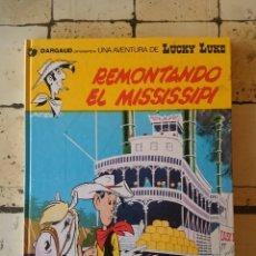 Cómics: LUCKY LUKE N 9. REMONTANDO EL MISSISSIPI.. Lote 179522403