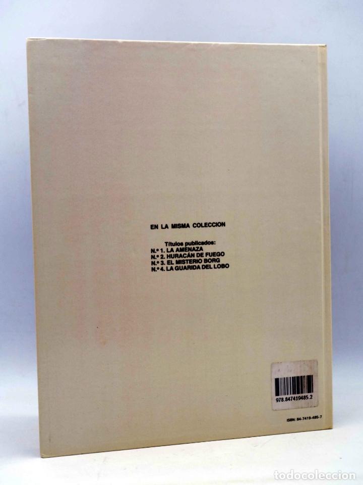 Cómics: LEFRANC 4. LA GUARIDA DEL LOBO (Jacques Martin) Grijalbo, 1986 - Foto 2 - 180019147