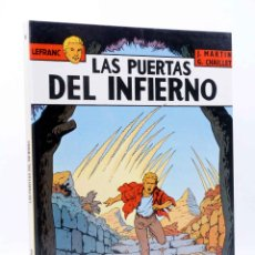 Fumetti: LEFRANC 5. LAS PUERTAS DEL INFIERNO (JACQUES MARTIN / G. CHAILLET) GRIJALBO, 1987. Lote 180019158