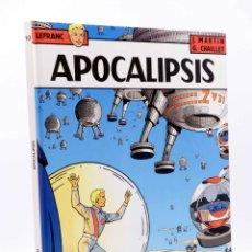 Fumetti: LEFRANC 10. APOCALIPSIS (JACQUES MARTIN / G. CHAILLET) GRIJALBO, 1989. Lote 180019162