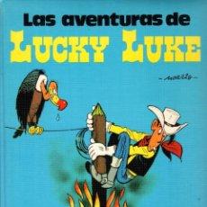 Cómics: LAS AVENTURAS DE LUCKY LUKE. Nº 9. GRIJALBO, 1988. Lote 180089618