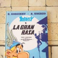 Cómics: ASTERIX - LA GRAN RASA ( CATALÁN ) GOSCINNY Y UDERZO 1980JUNIOR SA GRUPO EDITORIAL GRIJALDO. 1980. Lote 180101367