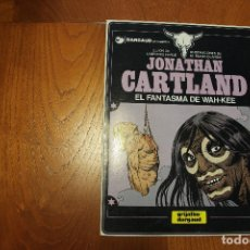 Cómics: JONATHAN CARTLAND - EL FANTASMA DE WAH-KEE 2. Lote 195446162