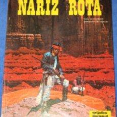 Cómics: NARIZ ROTA - UNA AVENTURA DEL TENIENTE BLUEBERRY - GRIJALBO (1981). Lote 180130262