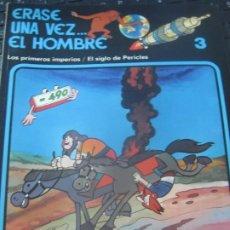 Cómics: ERASE UNA VEZ... EL HOMBRE N° 3 EDIT GRIJALBO AÑO 1979. Lote 180155833