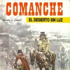Cómics: COMANCHE - EDICIONES JUNIOR (GRIJALBO) / NÚMERO 5 - EL DESIERTO SIN LUZ. Lote 180432825