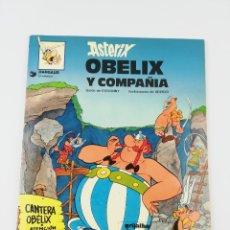 Cómics: ASTERIX OBELIX Y COMPAÑIA GRIJALBO DARGAUD. Lote 180476211