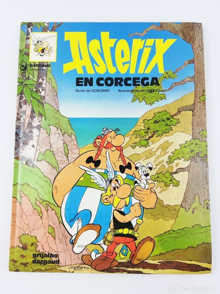 ASTERIX EN CORCEGA GRIJALBO DARGAUD (Tebeos y Comics - Grijalbo - Asterix)