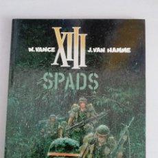 Cómics: XIII SPADS NUM.4. Lote 180830397