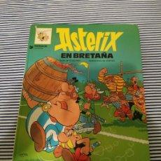 Cómics: ASTERIX EN BRETAÑA Nº 12 - GOSCINY / UDERZO. GRIJALBO Y DARGAUD. Lote 180910170