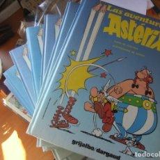 Cómics: LAS AVENTURAS DE ASTERIX 7 TOMOS COLECCION COMPLETA EDICIONES GRIJALBO. Lote 180931075