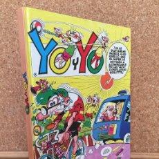 Cómics: YO Y YO - TOMO TAPA DURA CON LOS SEIS NUMEROS EDITADOS POR JUNIOR - BUEN ESTADO - MUY DIFICIL. Lote 181015703