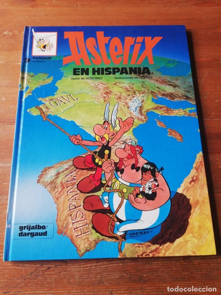 ASTERIX EN HISPANIA (Tebeos y Comics - Grijalbo - Asterix)