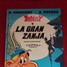 Comics: ASTÉRIX -LA GRAN ZANJA-. Lote 181324306