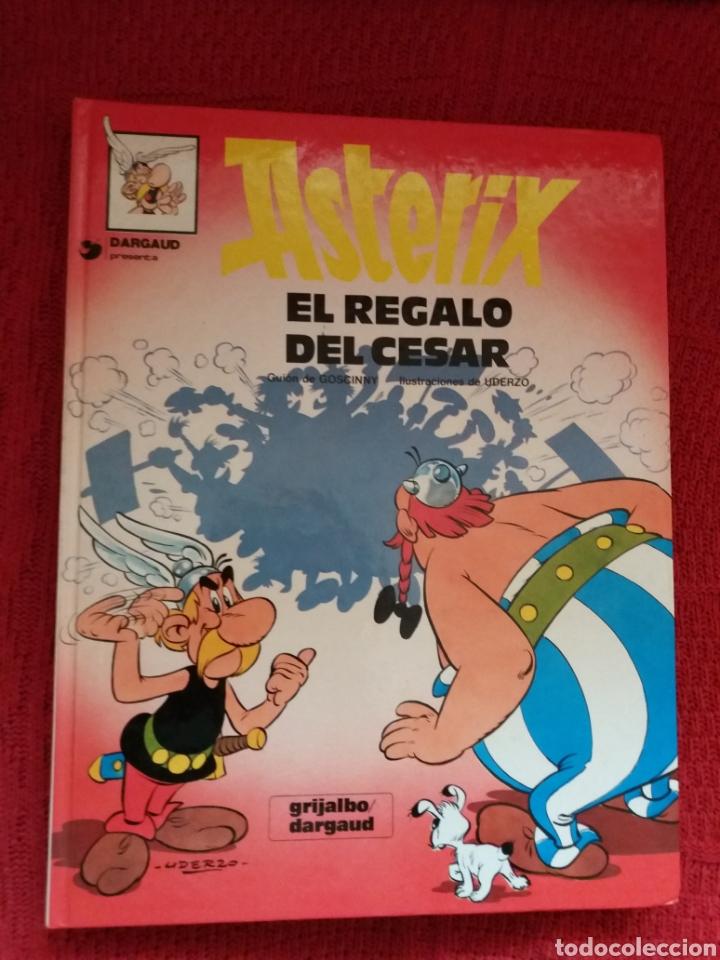 ASTÉRIX EL REGALO DEL CÉSAR (Tebeos y Comics - Grijalbo - Blake y Mortimer)