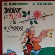Comics: ASTÉRIX LA ROSA Y LA ESPADA. Lote 181327731