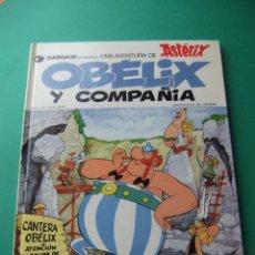 Cómics: ASTERIX OBELIX Y COMPAÑIA GRIJALBO. Lote 181337285