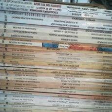 Cómics: EL TENIENTE BLUEBERRY 41 TOMOS CORRELATIVOS ( FALTA EL 20) CARTONÉ REF. UR EST. Lote 181401345