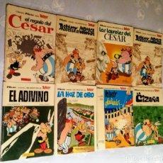 Cómics: 14 VOLUMENES ASTERIX PILOTE AÑOS 70. Lote 181514461