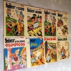 Cómics: 19 VOLUMENES ASTERIX DARGAUD AÑOS 80. Lote 181514645