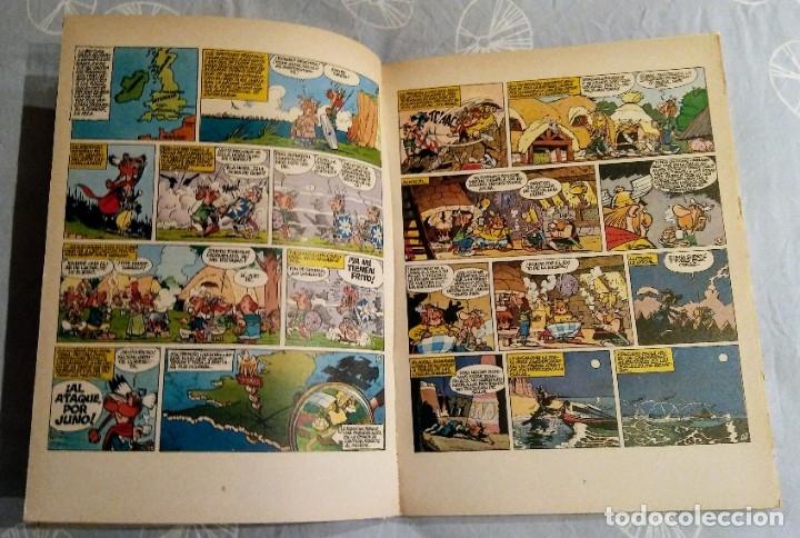 Cómics: 3 AVENTURAS UN VOLUMEN (unico)ASTERIX DARGAUD AÑO 1.976 - Foto 3 - 181515043