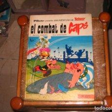 Cómics: ASTERIX 1ª EDICION EN CATALAN 1976 PRECIOSO COMO NUEVO. Lote 182087586