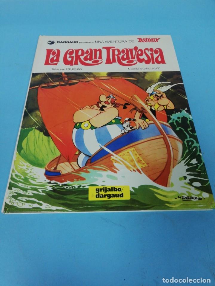ASTERIX. LA GRAN TRAVESÍA. (Tebeos y Comics - Grijalbo - Asterix)