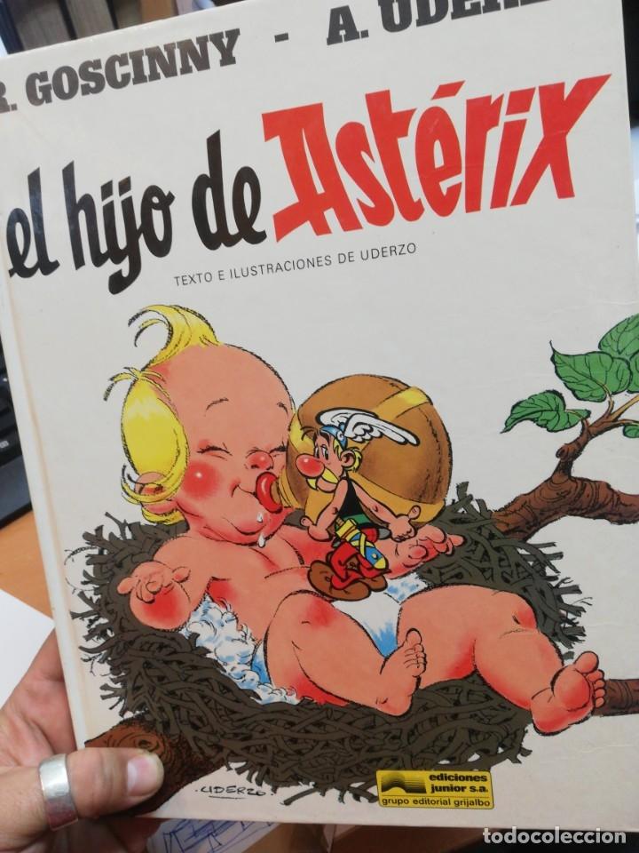 ASTERIX. EL HIJO DE ASTERIX (Tebeos y Comics - Grijalbo - Asterix)