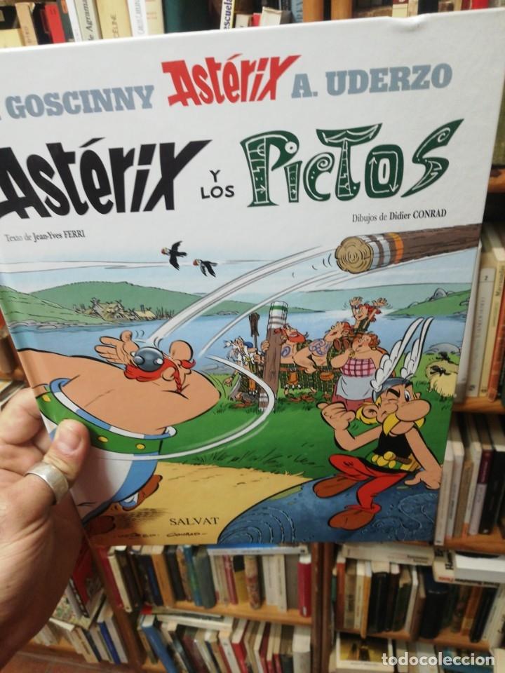 ASTERIX Y LOS PICTOS (Tebeos y Comics - Grijalbo - Asterix)