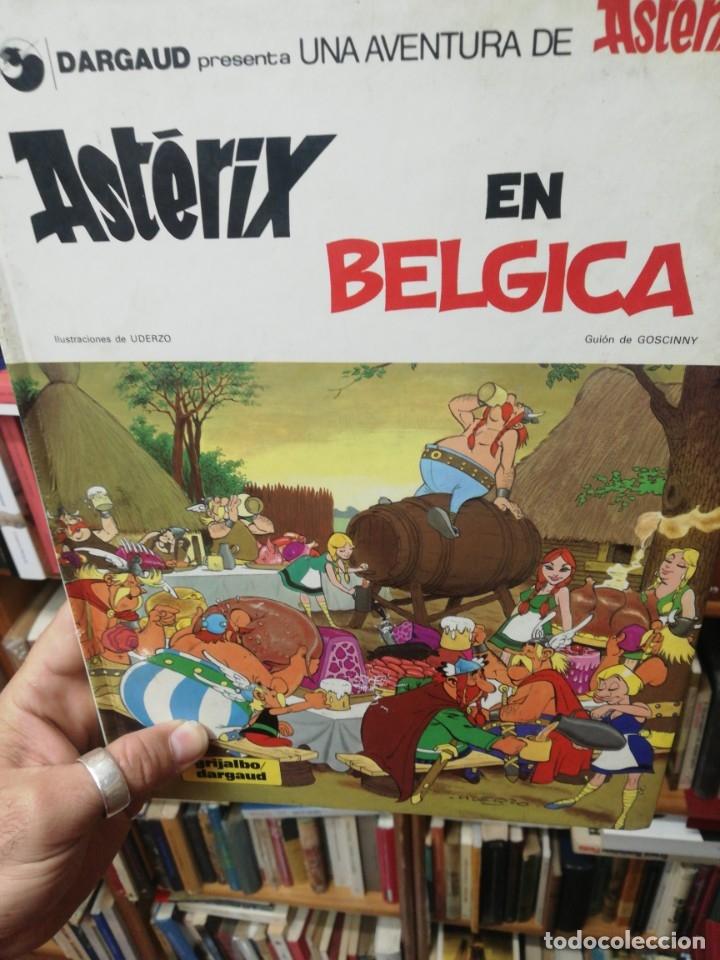 ASTERIX EN BELGICA (Tebeos y Comics - Grijalbo - Asterix)