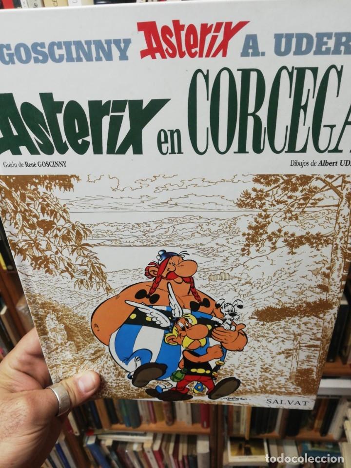 ASTERIX EN CORCEGA (Tebeos y Comics - Grijalbo - Asterix)