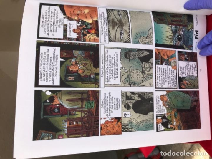 Cómics: Maigret y su muerto. Reynaud. Wurn. Junior Grijalbo. N° 1.no leido. 1993 - Foto 6 - 182748832
