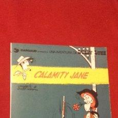 Cómics: LUCKY LUKE 25 - CALAMITY JANE - MORRIS & GOSCINNY - RUSTICA . Lote 182841935