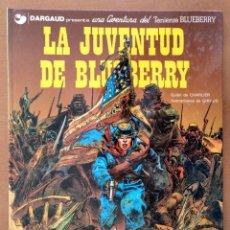Cómics: UNA AVENTURA DEL TENIENTE BLUEBERRY - LA JUVENTUD DE BLUEBERRY N.12 GRIJALBO/DARGAUD. Lote 182855171