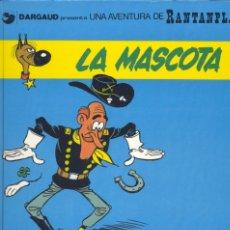 Cómics: RANTANPLAN Nº1. GRIJALBO, 1987. LUCKY LUKE. Lote 182908163