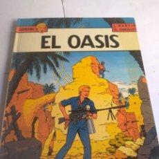Cómics: LEFRANC EL OASIS N'7 , GRIJALBO AÑO 1987.. Lote 182956867