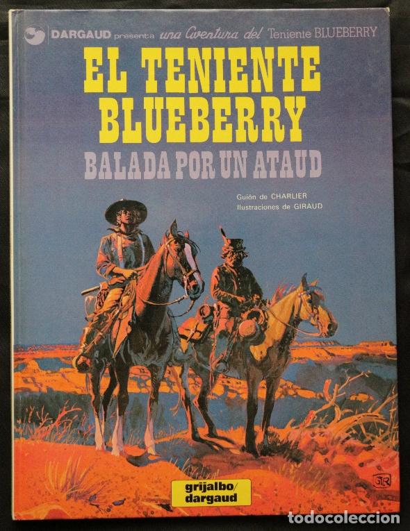 Cómics: LOTE COLECCIÓN DE 28 números Teniente M. S Blueberry - Foto 14 - 183033436