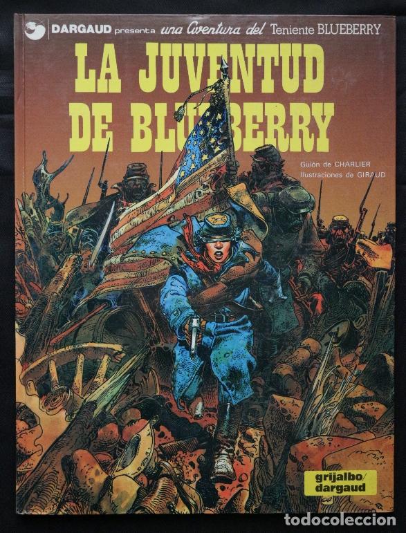 Cómics: LOTE COLECCIÓN DE 28 números Teniente M. S Blueberry - Foto 17 - 183033436