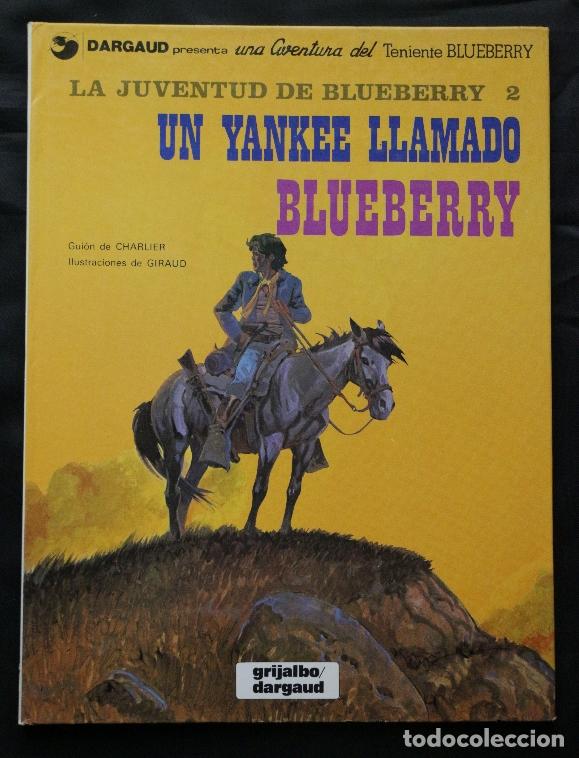 Cómics: LOTE COLECCIÓN DE 28 números Teniente M. S Blueberry - Foto 18 - 183033436