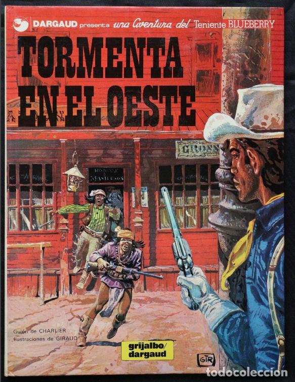 Cómics: LOTE COLECCIÓN DE 28 números Teniente M. S Blueberry - Foto 22 - 183033436