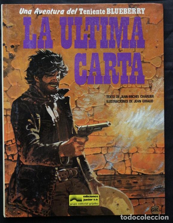 Cómics: LOTE COLECCIÓN DE 28 números Teniente M. S Blueberry - Foto 29 - 183033436