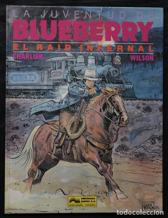 Cómics: LOTE COLECCIÓN DE 28 números Teniente M. S Blueberry - Foto 32 - 183033436