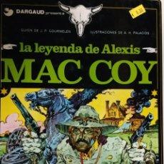 Cómics: MAC COY - LOTE DE 11 EJEMPLARES - 1, 2, 4-10, 14 Y 16 - GRIJALBO -. Lote 183169418