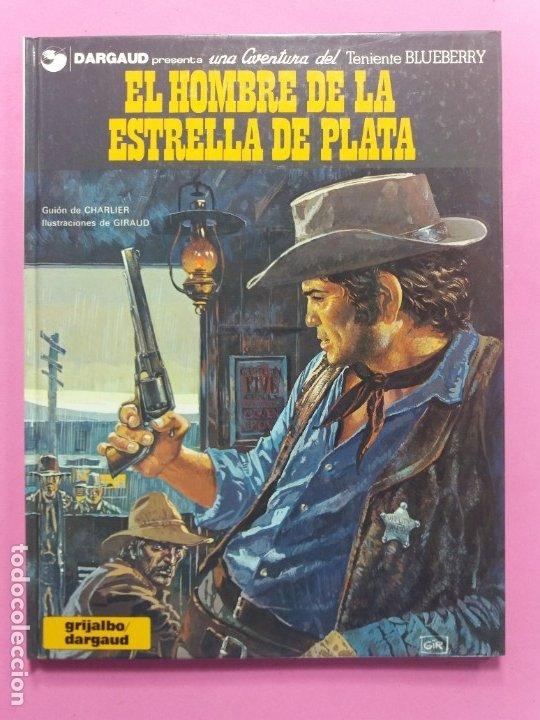 UNA AVENTURA DEL TENIENTE BLUEBERRY Nº 23 (Tebeos y Comics - Grijalbo - Blueberry)