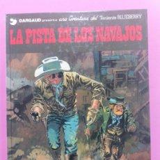 Cómics: UNA AVENTURA DEL TENIENTE BLUEBERRY Nº 22. Lote 183181875