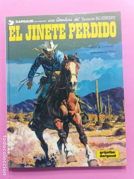 UNA AVENTURA DEL TENIENTE BLUEBERRY Nº 19 (Tebeos y Comics - Grijalbo - Blueberry)