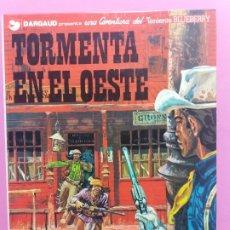 Cómics: UNA AVENTURA DEL TENIENTE BLUEBERRY Nº 17. Lote 183182323