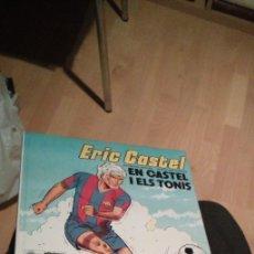 Cómics: ERIC CASTEL EN CASTEL I ELS TONIS GRIJALBO NUMERO 1980. Lote 183199840